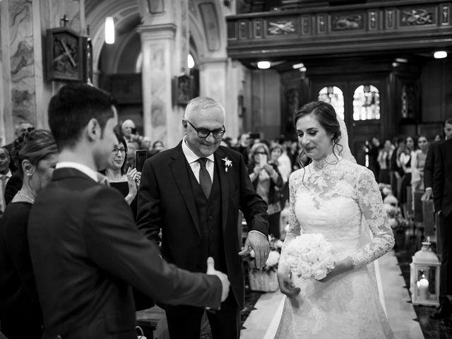 Il matrimonio di Angelo e Michela a Bergamo, Bergamo 19