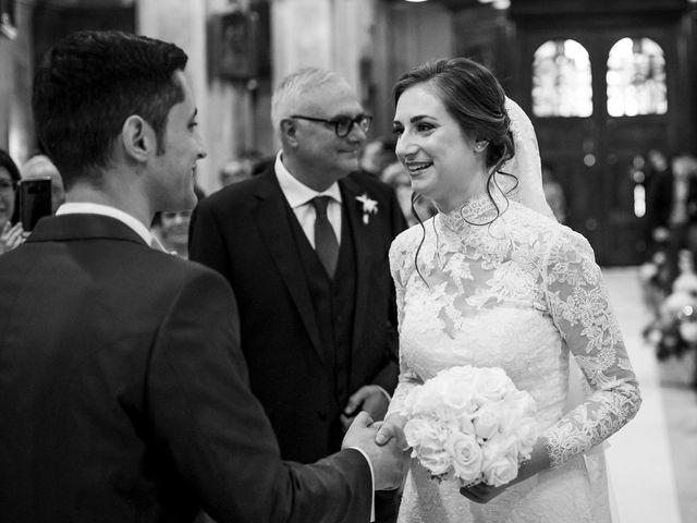 Il matrimonio di Angelo e Michela a Bergamo, Bergamo 20