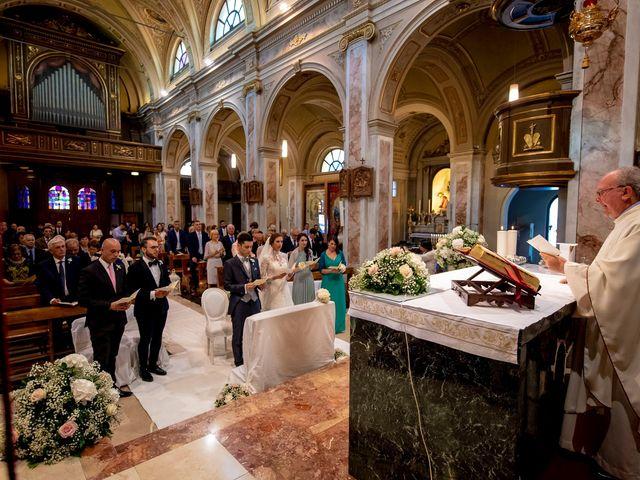 Il matrimonio di Angelo e Michela a Bergamo, Bergamo 23