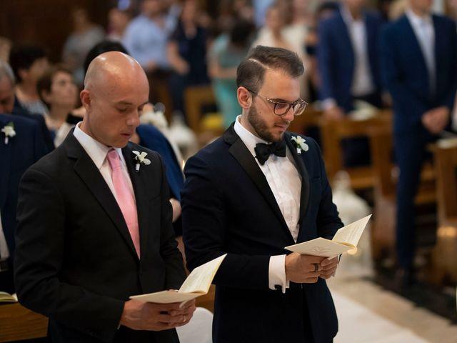 Il matrimonio di Angelo e Michela a Bergamo, Bergamo 24