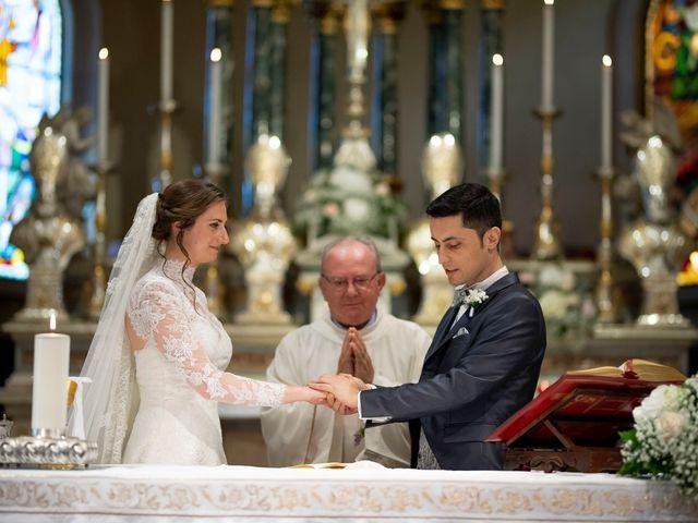 Il matrimonio di Angelo e Michela a Bergamo, Bergamo 26