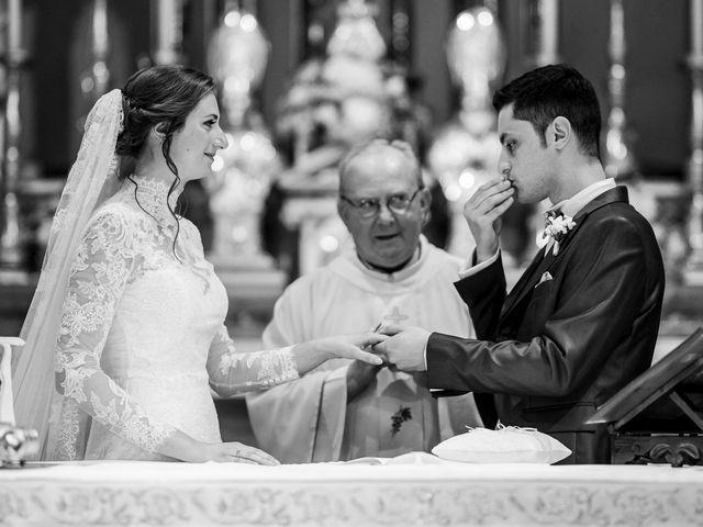 Il matrimonio di Angelo e Michela a Bergamo, Bergamo 28