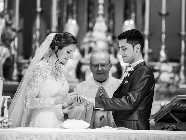 Il matrimonio di Angelo e Michela a Bergamo, Bergamo 29