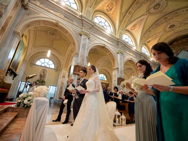 Il matrimonio di Angelo e Michela a Bergamo, Bergamo 31