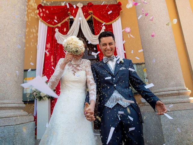 Il matrimonio di Angelo e Michela a Bergamo, Bergamo 33