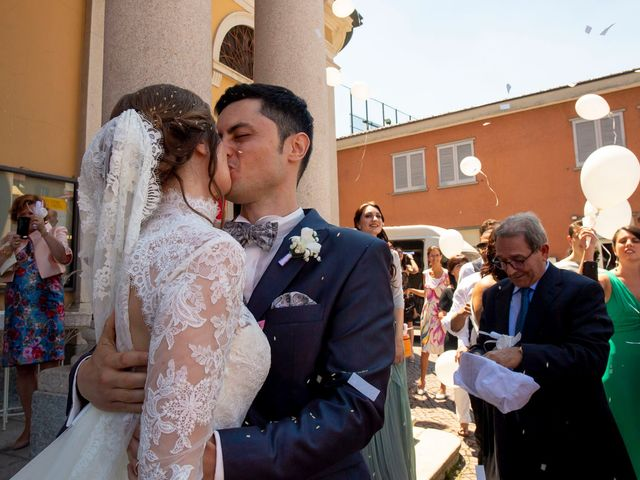 Il matrimonio di Angelo e Michela a Bergamo, Bergamo 34