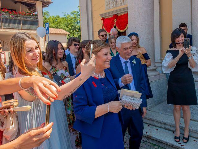 Il matrimonio di Angelo e Michela a Bergamo, Bergamo 35