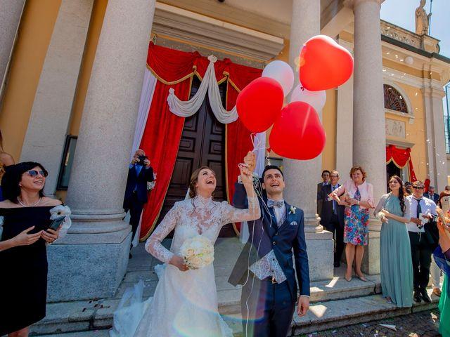 Il matrimonio di Angelo e Michela a Bergamo, Bergamo 36