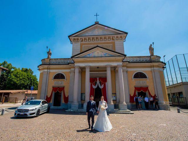 Il matrimonio di Angelo e Michela a Bergamo, Bergamo 39