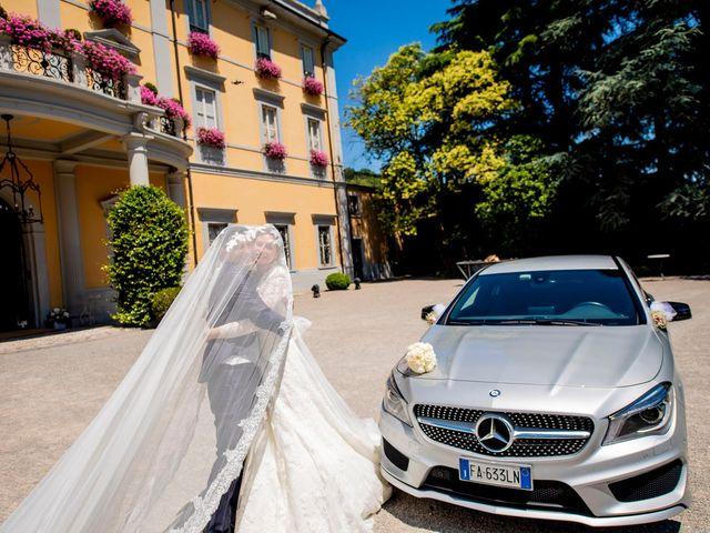 Il matrimonio di Angelo e Michela a Bergamo, Bergamo 40