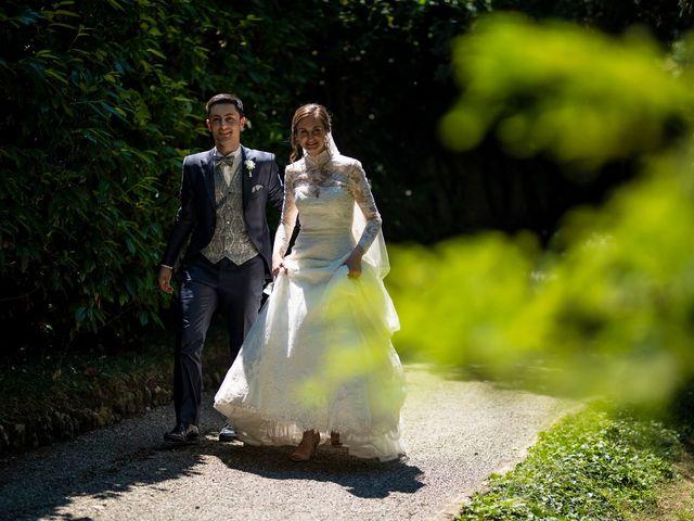 Il matrimonio di Angelo e Michela a Bergamo, Bergamo 53