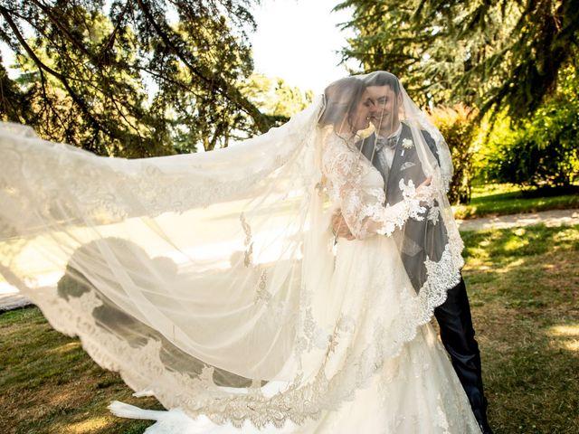 Il matrimonio di Angelo e Michela a Bergamo, Bergamo 56