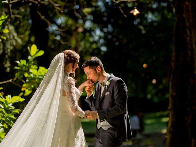 Il matrimonio di Angelo e Michela a Bergamo, Bergamo 57