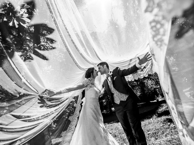 Il matrimonio di Angelo e Michela a Bergamo, Bergamo 59