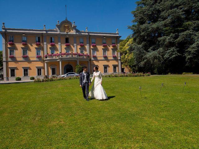 Il matrimonio di Angelo e Michela a Bergamo, Bergamo 61
