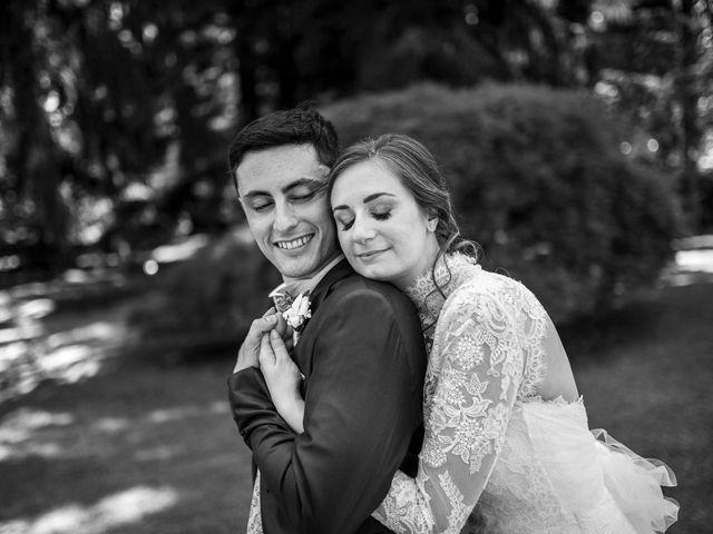 Il matrimonio di Angelo e Michela a Bergamo, Bergamo 64