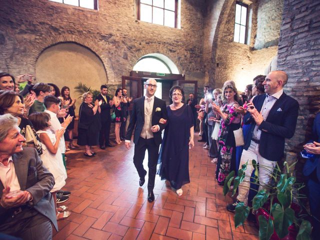Il matrimonio di Fabio e Arianna a Roma, Roma 5