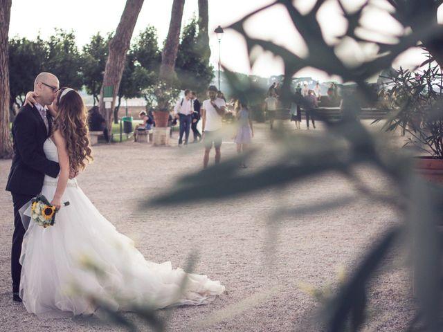 Il matrimonio di Fabio e Arianna a Roma, Roma 9
