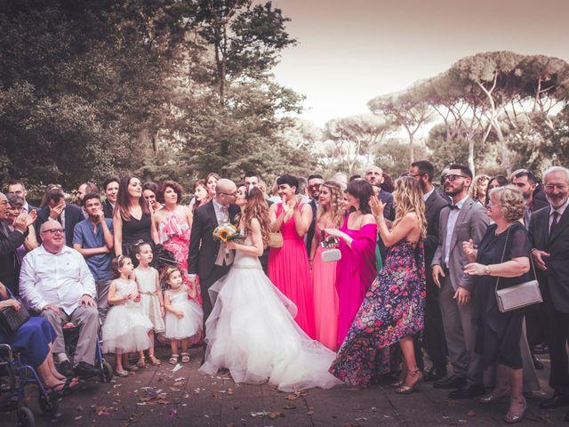 Il matrimonio di Fabio e Arianna a Roma, Roma 12