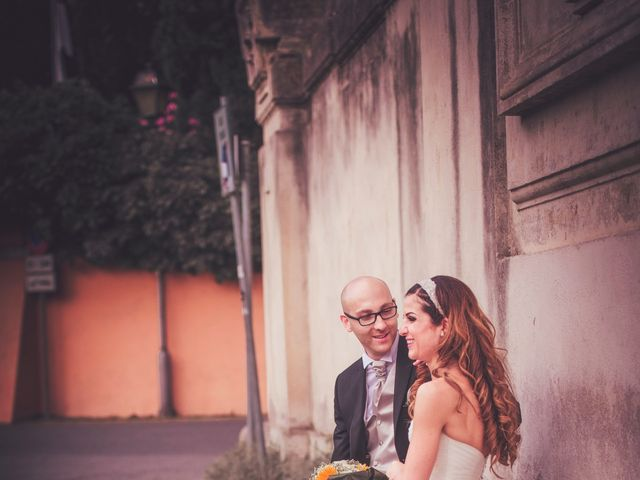 Il matrimonio di Fabio e Arianna a Roma, Roma 13