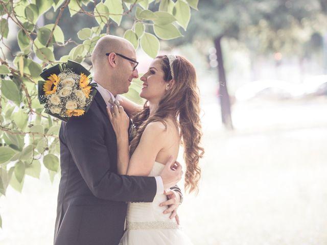 Il matrimonio di Fabio e Arianna a Roma, Roma 1