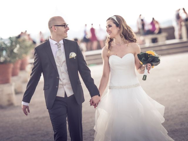 Il matrimonio di Fabio e Arianna a Roma, Roma 15