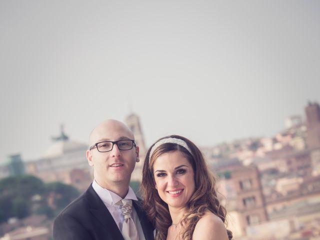 Il matrimonio di Fabio e Arianna a Roma, Roma 23