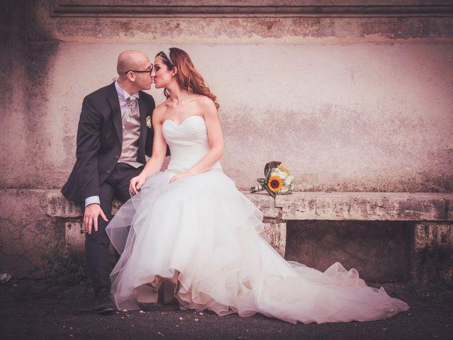 Il matrimonio di Fabio e Arianna a Roma, Roma 2
