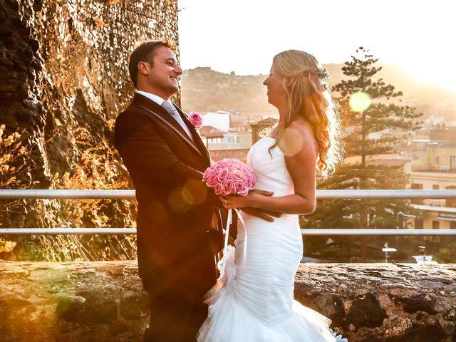 Il matrimonio di Sebastiano e Nicolà a Aci Castello, Catania 27