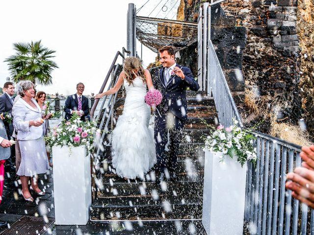 Il matrimonio di Sebastiano e Nicolà a Aci Castello, Catania 30