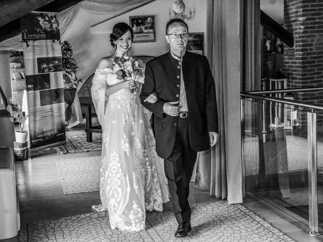 Il matrimonio di Fabrizia e Giampaolo a Rovolon, Padova 1