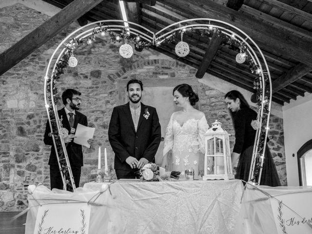 Il matrimonio di Fabrizia e Giampaolo a Rovolon, Padova 2