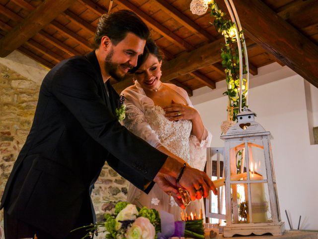 Il matrimonio di Fabrizia e Giampaolo a Rovolon, Padova 4