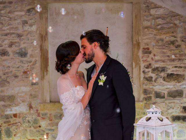 Il matrimonio di Fabrizia e Giampaolo a Rovolon, Padova 5
