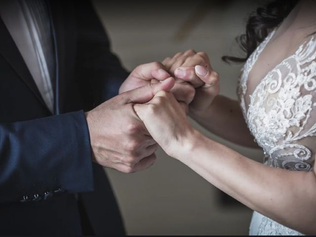 Il matrimonio di Filippo e Rossana a Palma di Montechiaro, Agrigento 7