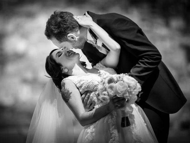Le nozze di Simona e Nazareno
