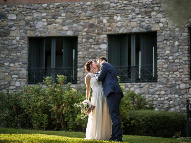 Il matrimonio di Lorenzo e Francesca a Iseo, Brescia 1