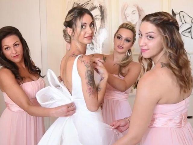 Il matrimonio di Andrea e Giulia a Grottammare, Ascoli Piceno 12