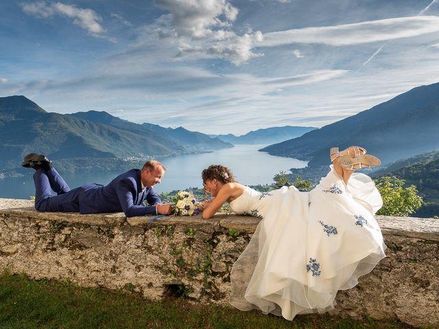 Le nozze di Evelina e Mattia