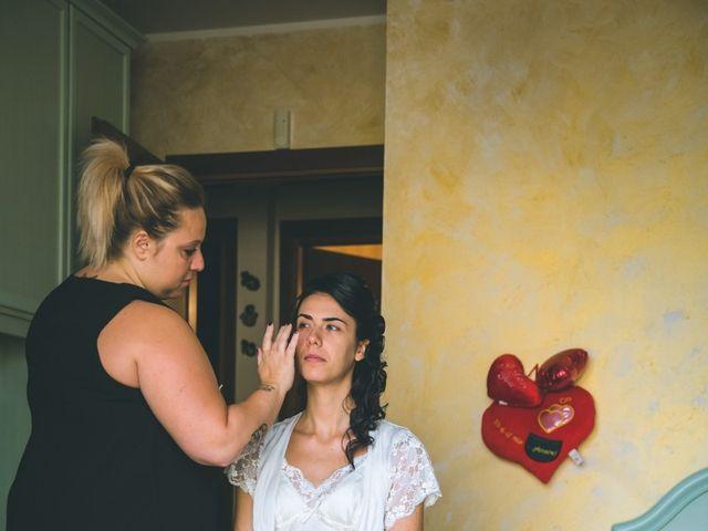 Il matrimonio di Jonni e Stefania a Malnate, Varese 8