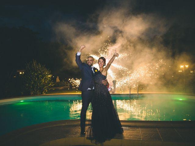 Le nozze di Stefania e Jonni