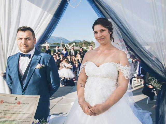 Il matrimonio di Italo e Martina a Viareggio, Lucca 29