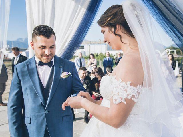 Il matrimonio di Italo e Martina a Viareggio, Lucca 30