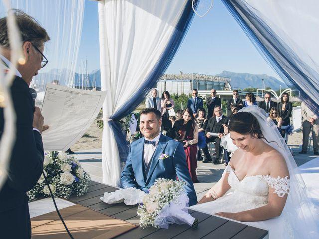 Il matrimonio di Italo e Martina a Viareggio, Lucca 32