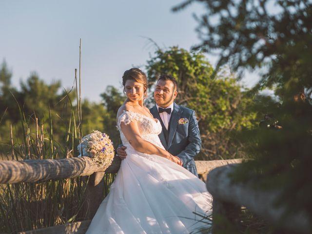Il matrimonio di Italo e Martina a Viareggio, Lucca 38