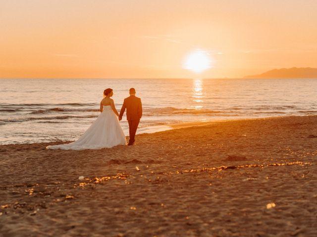 Il matrimonio di Italo e Martina a Viareggio, Lucca 44