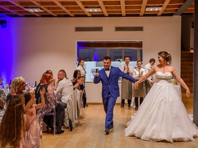 Il matrimonio di Italo e Martina a Viareggio, Lucca 49