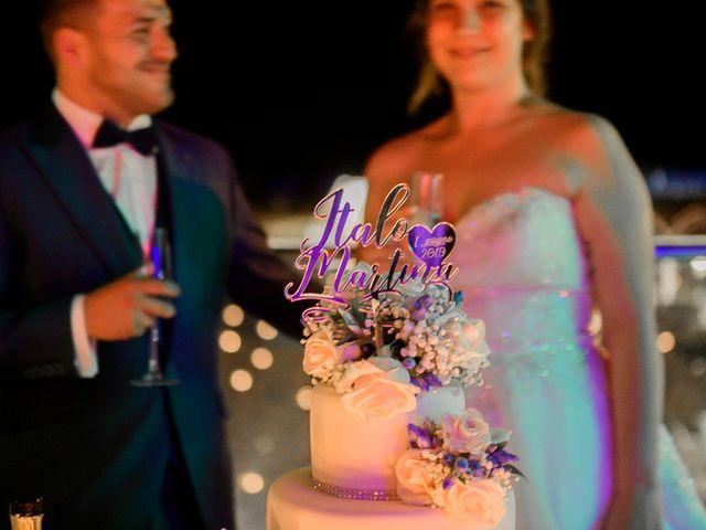 Il matrimonio di Italo e Martina a Viareggio, Lucca 58