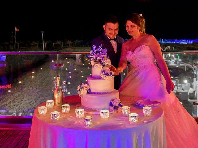 Il matrimonio di Italo e Martina a Viareggio, Lucca 59