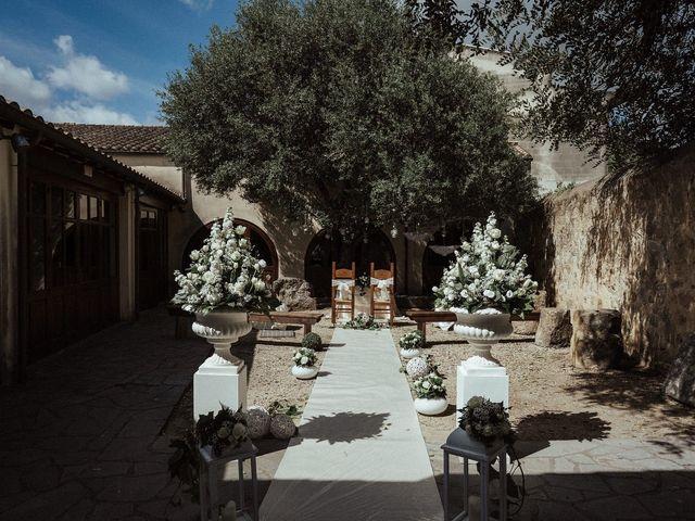 Il matrimonio di Francesco  e Sara a Villamassargia, Cagliari 3